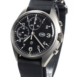 CWC - CWC Mechanical chronograph non-dated watch