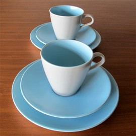 Twintone Cup&Saucer