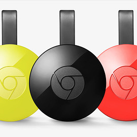 Google - Chromecast Audio