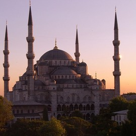 Sultan Ahmed Mosque, Istambul