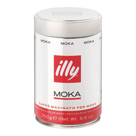 illy - パウダーコーヒー[粉][モカ]250g缶