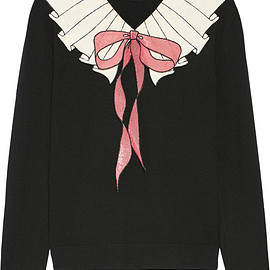 GUCCI - SS2016 Sequin-embellished wool sweater