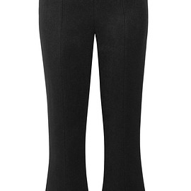 By Malene Birger - Gassy cropped twill flared pants