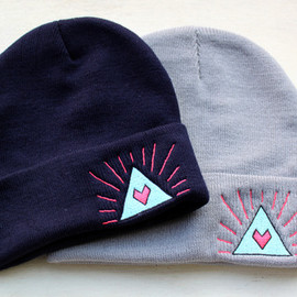 re:values - Heart Beanie