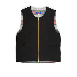 Best Made Company - Blanket-Lined Ranch Vest