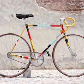 "Biascagne Cicli x Riccardo Guasco - ""Forgood 2012"" Fixed Gear Bike"