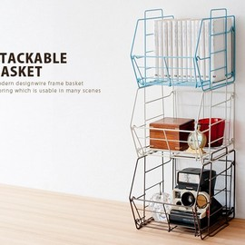 STACKABLE BASKET