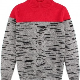 Carven - 2013AW COLORBLOCK KNIT