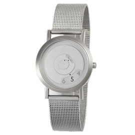 Daniel Will-Harris - REVEAL Watch Silver