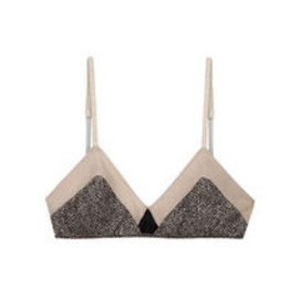 3.1 Phillip Lim - 3.1 Phillip Lim / Printed Diamond Bralette