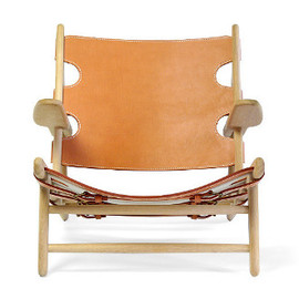Borge Megensen - Spanish Chair, ca1958