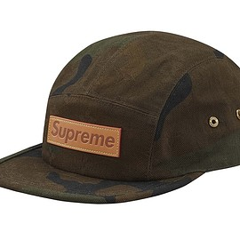 LOUIS VUITTON, Supreme - Camp Cap