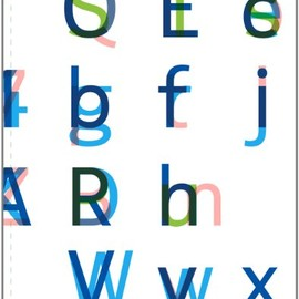 Gestalten Books - Twenty-Six Characters: An Alphabetical Book About Nokia Pure