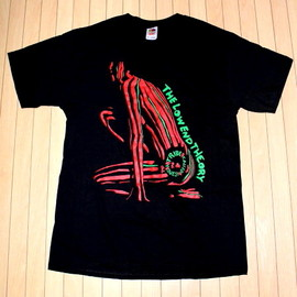 A Tribe Called Quest  / THE LOW END THEORY T-shirts