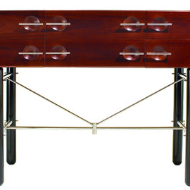 Sergio Rodrigues - Bianca - Console Table