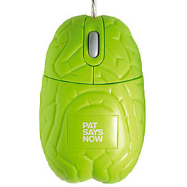 Pat Says Now - Brain Optical Mouse