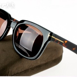 Tom Ford - Tom Ford Sunglasses TF211 Brown