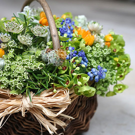 Gertrude Florist - mother's day basket