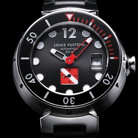 LOUIS VUITTON - タンブール ダイビング (Tambour Automatic Diving) / Ref.Q103A0