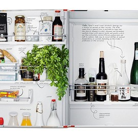 Taschen - Inside Chefs' Fridges, Europe