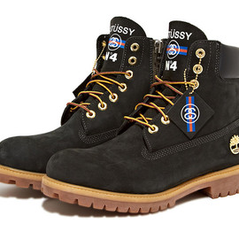 "Stussy x Timberland - Image of Stussy x Timberland 2013 Fall/Winter 6"" Boot Preview"