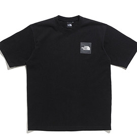 THE NORTH FACE - S/S Pictured Square Logo Tee-K