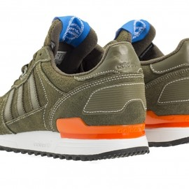 adidas originals - ZX700 - Oak/Orange/Running White