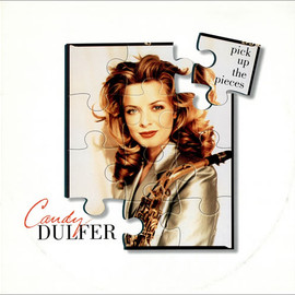 CANDY DULFER - Pick Up The Pieces/ Bob's Jazz