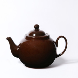 BROWN BETTY - TEA POT 2 CUPS