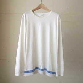DIGAWEL - DIGAWEL / HEM RIB LONG SLEEVED SHIRT