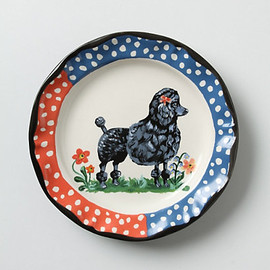 Anthropologie - La woof plate