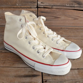 CONVERSE - 80's ALL STAR HI CANVAS  OX  MADE IN USA