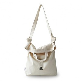 COET - 頭陀袋 CANVAS SHOULDER BAG(キナリ)