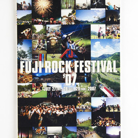 FUJI ROCK FESTIVAL '07 Official Pamphlet