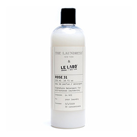 THE LAUNDRESS - 「LE LABO ROSE31 デタージェント」ROSE31 500ml