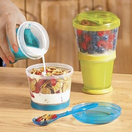 COOL GEAR - Cereal-on-the-go