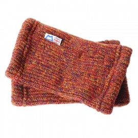 MOUNTAIN EQUIPMENT - CLASSIC WOOL HAND WARMER/Orange