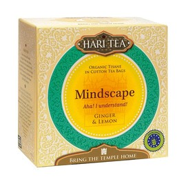 Mindscape - Hari Tea With Ginger&Lemon