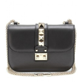 VALENTIO - LEATHER MINI SHOULDER BAG