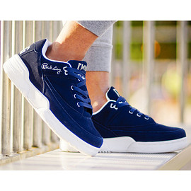 EWING ATHLETICS - EWING ATHLETICS 33LO CANVAS NAVY/WHITE