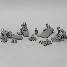 "MOUNTAIN RESEARCH - ""Mountain Men"" Figures"