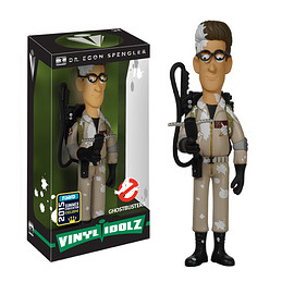 FUNKO - Vinyl Idolz Ghostbusters:  Dr. Egon Spengler (Marshmallowed Version)