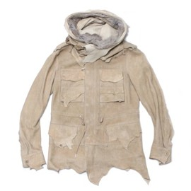 TAKAHIROMIYASHITA The SoloIst. - rough out military jacket.