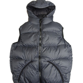 HOODED HELIOS JACKET