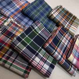 CAMCO - Madras Check Bandana