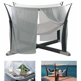 The Cocoon Hammock with Terrace Base