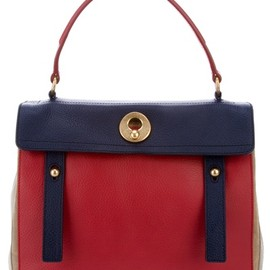 Yves Saint Laurent - NEW MUSE TWO TOTE