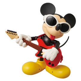 MEDICOM TOY - MAF MICKEY MOUSE(GRUNGE ROCK Ver.)