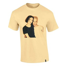 Placebo - Placebo '1998 Photo' Gold T-Shirt