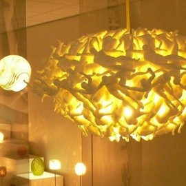 The Fall of the Damned pendant lampshade